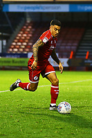 Reece Grego-Cox of Crawley Town during Crawley Town vs Morecambe, Sky Bet EFL League 2 Football at Broadfield Stadium on 16th November 2019