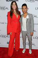 BROOKLYN, NY - NOVEMBER 13: Ashley Graham and Prabal Gurung  at Glamour's 2017 Women Of The Year Awards at the Kings Theater in Brooklyn, New York City on November 13, 2017. <br /> CAP/MPI/JP<br /> &copy;JP/MPI/Capital Pictures