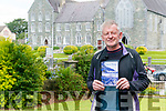 Ger O'Sullivan pictured with his book Dare to Dream.