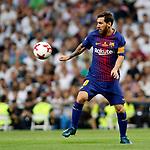 Supercopa de Espa&ntilde;a - Vuelta<br /> R. Madrid vs FC Barcelona: 2-0.<br /> Lionel Messi.