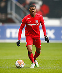 Nederland, Enschede, 18 oktober 2015<br /> Seizoen 2015-2016<br /> Eredivisie<br /> FC Twente-N.E.C. <br /> Micheal Olaitan van FC Twente