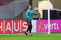 Torwart Manuel Neuer (Deutschland Germany) - 12.10.2018: Abschlusstraining der Deutschen Nationalmannschaft vor dem UEFA Nations League Spiel gegen die Niederlande