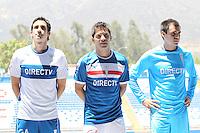 Clausura 2014 Presentación Camiseta UC