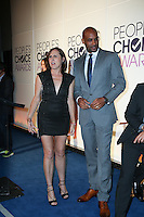 BEVERLY HILLS, CA - NOVEMBER 15: Molly Shannon and Boris Kodjoe attend the People's Choice Awards Nominations Press Conference at The Paley Center for Media on November 15, 2016 in Beverly Hills, California. (Credit: Parisa Afsahi/MediaPunch).