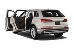 Car images of 2020 Audi Q7 Premium 5 Door SUV Doors