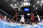 MILWAUKEE, WI - MARCH 18: Iowa State Cyclones guard Monte Morris (11) goes up for a layup during the second half of the 2017 NCAA Men's Basketball Tournament held at BMO Harris Bradley Center on March 18, 2017 in Milwaukee, Wisconsin. (Photo by Jamie Schwaberow/NCAA Photos via Getty Images)