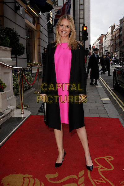 LONDON, ENGLAND - APRIL 28 :  Kate Reardon arrives at the Tatler Best of British - party at The Ritz on April 28, 2015 in London, England.<br /> CAP/AH<br /> &copy;Adam Houghton/Capital Pictures