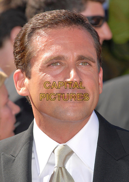 STEVE CARELL.58th Annual Primetime Emmy Awards held at the Shrine Auditorium, Los Angeles, California, USA..August 27th, 2006.Ref: ADM/CH.headshot portrait.www.capitalpictures.com.sales@capitalpictures.com.©Charles Harris/AdMedia/Capital Pictures.