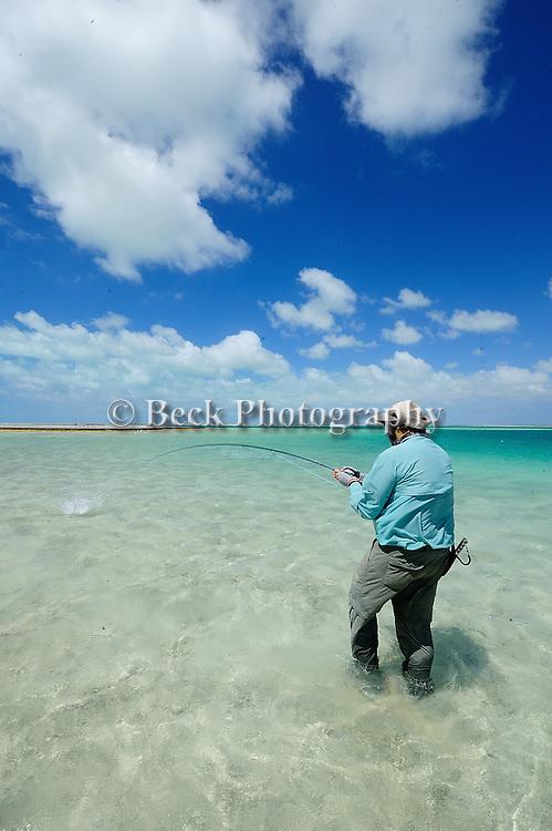 Christmas Island Saltwater fly fishing