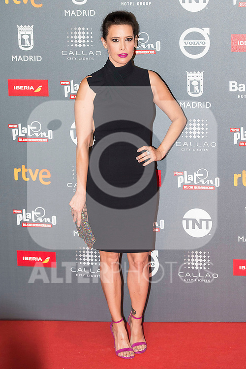 Angie Cepeda attends to welcome party photocall of Platino Awards 2017 at Callao Cinemas in Madrid, July 20, 2017. Spain.<br /> (ALTERPHOTOS/BorjaB.Hojas)