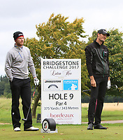 Sebastian Heisele (GER) on the 9th tee during Round 4 of the Bridgestone Challenge 2017 at the Luton Hoo Hotel Golf &amp; Spa, Luton, Bedfordshire, England. 10/09/2017<br /> Picture: Golffile | Thos Caffrey<br /> <br /> <br /> All photo usage must carry mandatory copyright credit     (&copy; Golffile | Thos Caffrey)