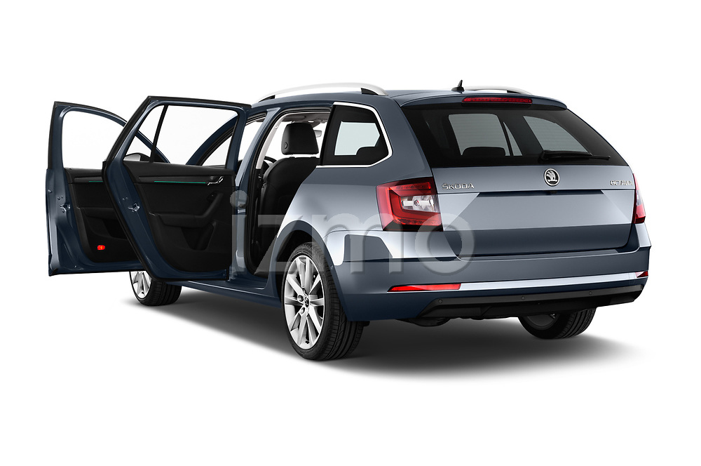 Car images of 2017 Skoda Octavia Style 5 Door Wagon Doors