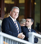 Rangers CEO Graham Wallace