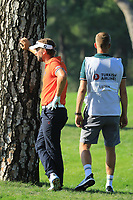 Joost Luiten (NED) during the third round of the Turkish Airlines Open, Montgomerie Maxx Royal Golf Club, Belek, Turkey. 09/11/2019<br /> Picture: Golffile | Phil INGLIS<br /> <br /> <br /> All photo usage must carry mandatory copyright credit (© Golffile | Phil INGLIS)