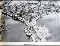 BNPS.co.uk (01202 558833)<br /> Pic: PhilYeomans/BNPS<br /> <br /> Weymouth harbour in Dorset.<br /> <br /> Chilling - Hitlers 'How to' guide to the invasion of Britain.<br /> <br /> A remarkably detailed invasion plan pack of Britain has been unearthed to reveal how our genteel seaside resorts would have been in the front line had Hitler got his way in World War Two.<br /> <br /> The Operation Sea Lion documents, which were issued to German military headquarters' on August 1, 1940, contain numerous maps and photos of every town on the south coast.<br /> <br /> They provide a chilling reminder of how well prepared a German invading force would have been had the Luftwaffe not been rebuffed by The Few in the Battle of Britain.<br /> <br /> There is a large selection of black and white photos of seaside resorts and notable landmarks stretching all the way from Land's End in Cornwall to Broadstairs in Kent.<br /> <br /> The pack also features a map of Hastings, raising the possibility that a second battle could have been staged there, almost 900 years after the invading William The Conqueror triumphed in 1066.
