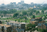 1982 ..Redevelopment.East Ghent..GHENT SQUARE.FROM JOHN KNOX TOWER...NEG#.NRHA#..