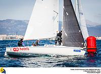 © BernardíBIBILONI / www.bernardibibiloni.com <br /> 48 Trofeo SAR Princesa Sofía IBEROSTAR 2017, MALLORCA. <br /> From 24th march to 1st april 2017. All rights reserved.