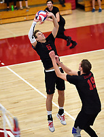 Stanford Volleyball M vs CSUN, January 17, 2018