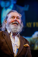 Thursday  29 May 2014, Hay on Wye, UK<br /> Pictured: John Mitchinson<br /> Re: The Hay Festival, Hay on Wye, Powys, Wales UK.