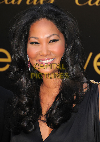 KIMORA LEE.The 3rd Annual Leveday Hosted by Cartier held at a private estate in Bel Air, California, USA..June 18th, 2008.headshot portrait .CAP/DVS.©Debbie VanStory/Capital Pictures.