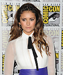 Nina Dobrev arriving at the Let's Be Cops Panel at Comic-Con 2014  at the Hilton Bayfront Hotel in San Diego, Ca. July 25, 2014.