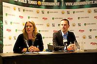 10-02-14, Netherlands,Rotterdam,Ahoy, ABNAMROWTT,Esther Vergeer<br /> Photo:Tennisimages/Henk Koster