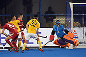 2018 Mens World Hockey Finals England v China 30th October