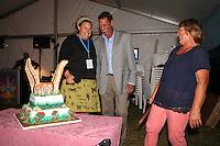 Karen and John Nicholson: 20 YEAR CELEBRATION OF KIHIKIHI HORSE TRIAL: 2016 NZL-Kihikihi International Horse Trial (Saturday 9 April) CREDIT: Libby Law COPYRIGHT: LIBBY LAW PHOTOGRAPHY