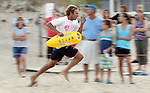 Eric Roberts wins it all at the Manasquan Invitational Lifeguard Tournament Aug. 17, 2010.  photo © 2010 ANDREW MILLS DIGITAL MEDIA LLC.