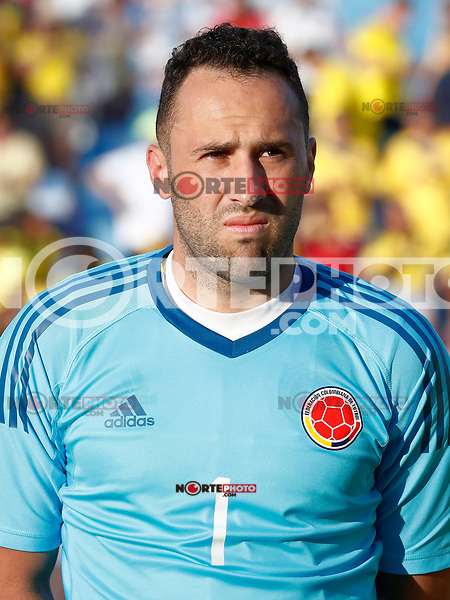 Colombia's David Ospina during international friendly match. June 13,2017.(ALTERPHOTOS/Acero) (NortePhoto.com) (NortePhoto.com)