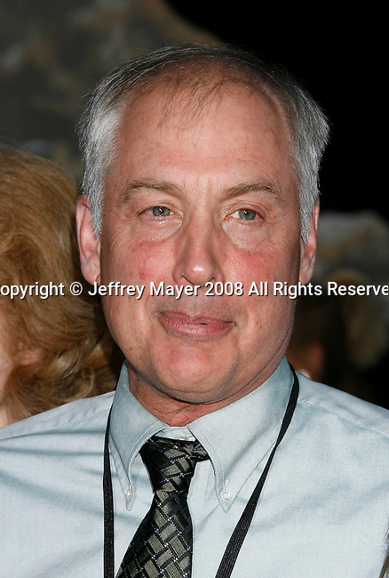 Ben Burtt arrives at the Disney-Pixar's WALL-E Premiere on June 21, 2008 at Greek Theatre in Los Angeles, California.