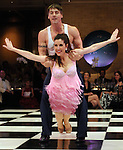 Last year's champs Phoebe Tudor and Phillip Broomhead at the Dancing with the Houston Stars, a benefit for Houston Ballet, at the home of Becca and John Thrash Tuesday May 10,2011.(Dave Rossman/For the Chronicle)