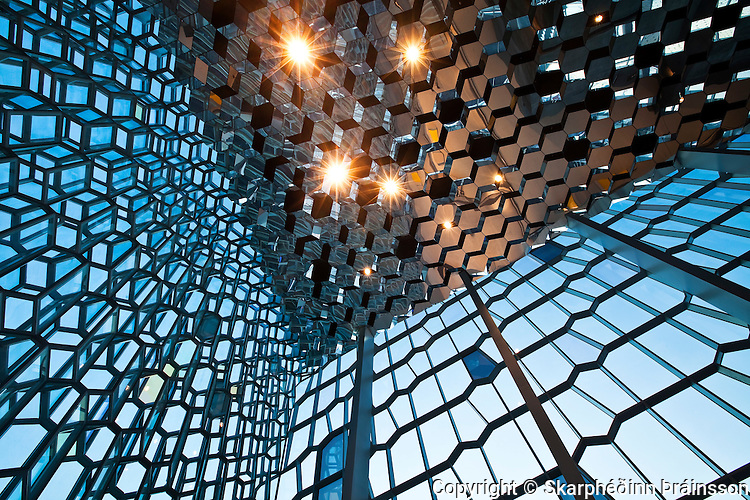 Harpa Concert Hall and Conference Center, Reykjavik - Iceland
