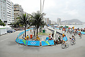 General View,<br /> AUGUST 20, 2016 - Triathlon : <br /> Women's Final <br /> at Fort Copacabana <br /> during the Rio 2016 Olympic Games in Rio de Janeiro, Brazil. <br /> (Photo by Koji Aoki/AFLO SPORT)
