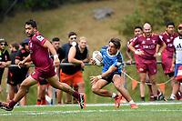 NZ National Club 7s Tournament at Jerry Collins Stadium, Porirua, New Zealand on Friday 7 February 2020. <br /> Photo by Masanori Udagawa. <br /> www.photowellington.photoshelter.com