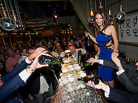 LAS VEGAS, NV - May 15 : Emily Ratajkowski pictured at Conde Nast Traveler Hot List Party featuring Emily Ratajkowski at Rose. Rabbit. Lie. The Cosmopolitan of Las Vegas in Las Vegas, NV on May 15, 2014. © Kabik/ Starlitepics ***HOUSE COVERAGE*** /nortephoto.com