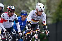 2016 Flanders Classics<br /> UCI Pro Continental Cycling<br /> De Brabantse Pijle<br /> 13 April 2016<br /> Emanual Buchmann, Bora-Aragon 18