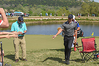 Rory McIlroy (NIR) heads to 12 during day 1 of the WGC Dell Match Play, at the Austin Country Club, Austin, Texas, USA. 3/27/2019.<br /> Picture: Golffile | Ken Murray<br /> <br /> <br /> All photo usage must carry mandatory copyright credit (&copy; Golffile | Ken Murray)