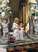 CHILDREN, KINDER, NIÑOS, paintings+++++,USLGSK0174,#K#, EVERYDAY ,Sandra Kock, victorian