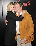 Tatum O'Neal & Ryan O'Neal  at APPARITION'S L.A. Premiere of The Runaways held at The Arclight Cinerama Dome in Hollywood, California on March 11,2010                                                                   Copyright 2010 DVS / RockinExposures..