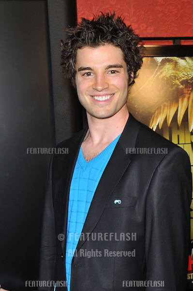 "Brian Kubach at the Los Angeles premiere of his new movie ""Piranha 3D"" at Mann's Chinese 6 Theatre, Hollywood..August 18, 2010  Los Angeles, CA.Picture: Paul Smith / Featureflash"