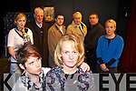 Cast from the Island Players who are presenting two short plays Deeply Regretted By by Maeve Binchy and Losers by Brian Friel which they will perform in the Ivy Leaf front l-r: Joanne Gallagher, Emer Browne Back row: Elaine Lyons, Tom Martin, Stephen McCarthy, Hugh Jordan, Mike Burke and Mellissa O'Callaghan   Copyright Kerry's Eye 2008