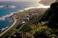 Oceanic Institute seen from Waimanalo cliffs