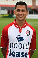 EMMEN - Voetbal, Presentatie FC Emmen, Jens vesting, seizoen 2017-2018, 24-07-2017, FC Emmen speler Omran Haydary