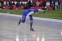 SPEEDSKATING: HAMAR: Vikingskipet, 29-02-2020, ISU World Speed Skating Championships, Sprint, 1000m Ladies, Ida Njåtun (NOR), ©photo Martin de Jong