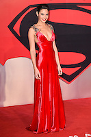 "Gal Gadot<br /> at the ""Batman vs Superman: Dawn of Justice"" premiere, Odeon Leicester Square, London<br /> <br /> <br /> ©Ash Knotek  D3101 22/03/2016"