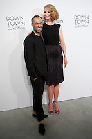 Actriz Nicole Kidman and Francisco Costa Attend the Calvin Klein Collection post show event at Spring Studios on September 12, 2013 New York by VIEWpress