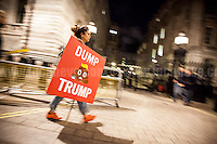 20.02.2017 - National Action Against Trump & One Day Without Us: For Migrant' Rights