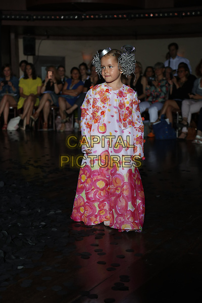 Frank Sorbier<br /> HAUTE COUTURE Fall/Winter 17/18<br /> at Paris Fashion Week in France on  July 05, 2017.<br /> CAP/GOL<br /> &copy;GOL/Capital Pictures