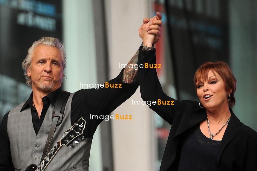 "Pat Benatar at ""FOX & FRIENDS"" All American Concert Series New York City. New York, June 29, 2012..."